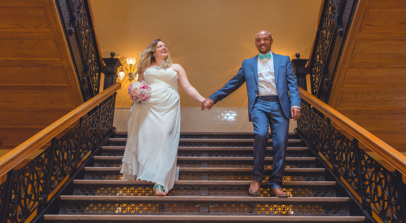 Mike & Ronell Wedding Photography